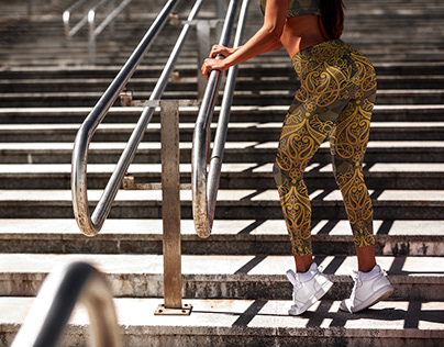 Leggings Mockups: Biggest 2019 Legging Trends
