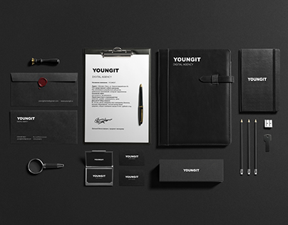 Branding (Corporate Identity) Digital Agency