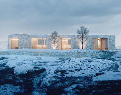 Vanella House - Orma Architettura [CGI]