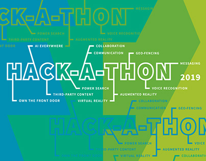Event Branding: Summer Hack-A-Thon 2019
