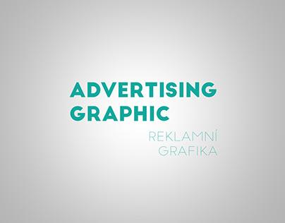 Advertising graphic
