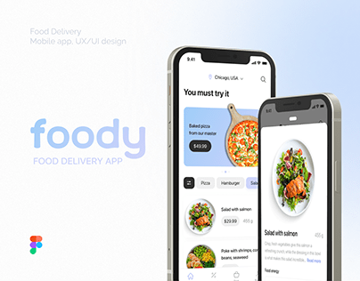 Delivery App for iOS
