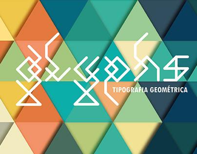 GLYPHS | Tipografia Geométrica