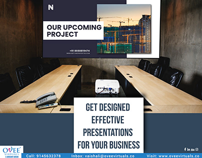 Effective presentation designs for your business