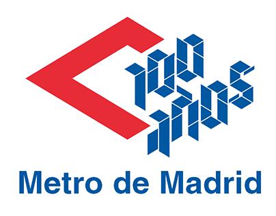 Proposal for centenary of Metro de Madrid