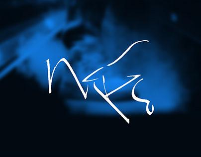 NIKE calligraphy