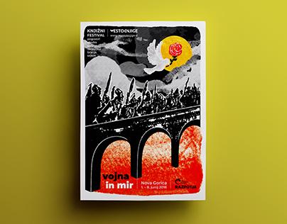 Mesto Knjige / Book Festival