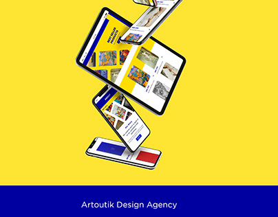 UX/UI Design (Notebooks shop)