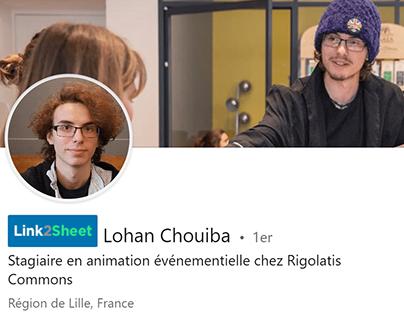 Accompagnement de Lohan avec la Mission Locale