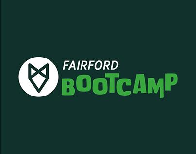fairford Bootcamp Logo and Branding Design