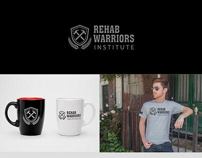 Identity Design & Brochure Design For Rehab Warriors.