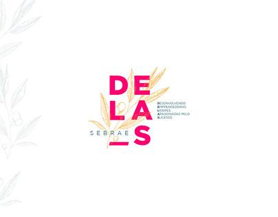 Identidaed Visual - Sebrae Delas