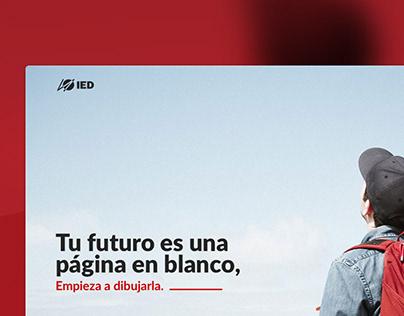 Mundo IED | Website
