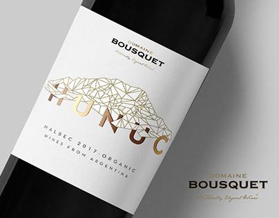 Domaine Bousquet / HUNUC
