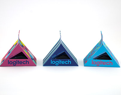 Logitech mouse packaging redesign