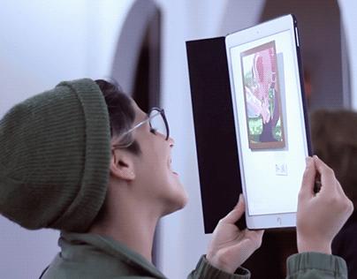 De Niños y Otros Colores - Augmented Reality Experience