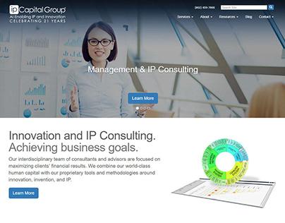 ipCapital Group Website