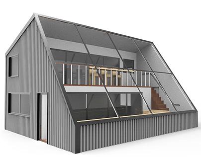 Alto Tiny House