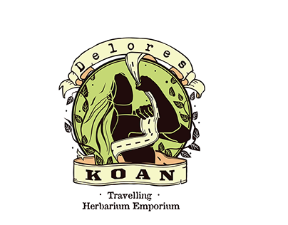 The Trevels of Delores Koan