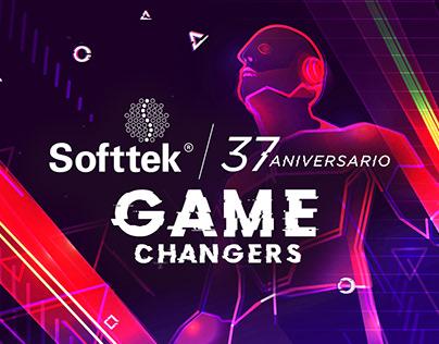 Softtek 37 Aniv. GAME CHANGERS