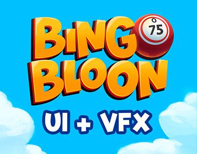 Bingo Bloon UI/VFX