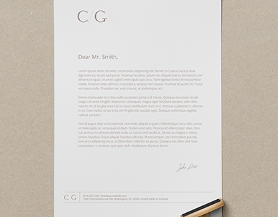 C/G Branding