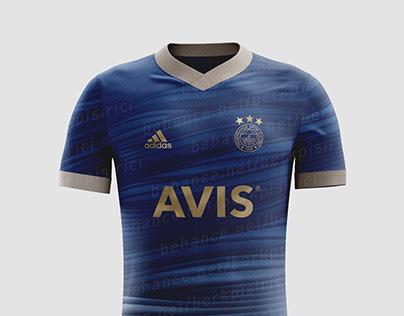 Fenerbahçe 2019/20 Kits Design Concept