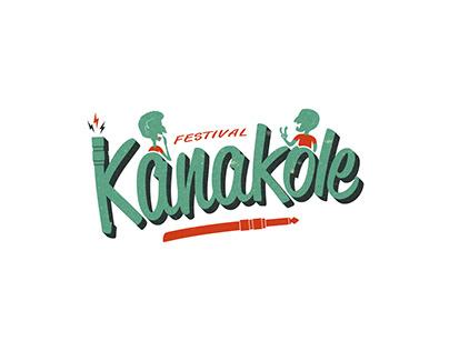 Identité Festival Kanakole 2019