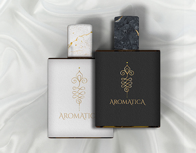 Aromatica - Brand identity - individual fragrance