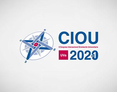 CIOU 2021   Imagen corporativa   Diseño