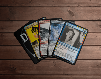 Design in Context - Card Game