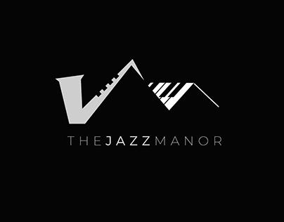 Logo concept for a fictional Jazz venue (2021)