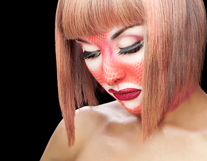 """""""Hard Beauty"""" hairdresser collection by saloon Tribu"""