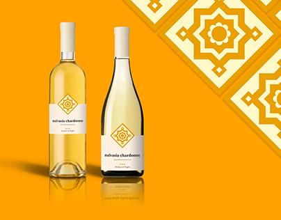 Wine label - VicodellaCavallerizza
