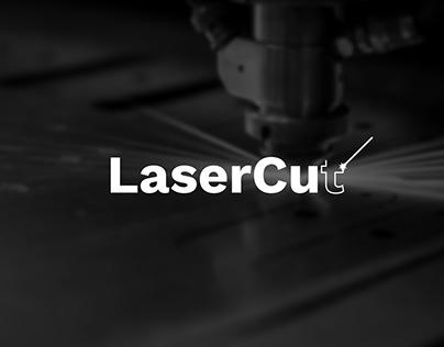 Daily Logo Challenge #18 LaserCut