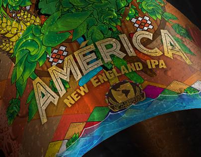América #NEIPA