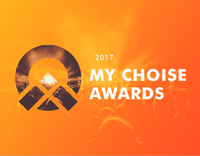My Choice Awards: Logo Icon
