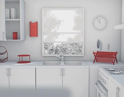 Saganizer - Home appliance - Intro