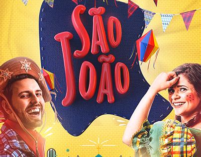 São João . Festa Junina