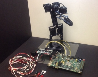 sEMG Robotic Limb