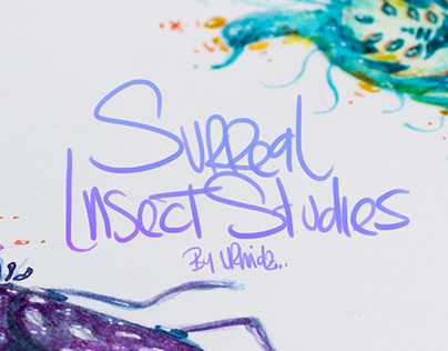 Surreal Insect Studies