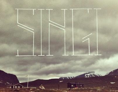Sweden Typography