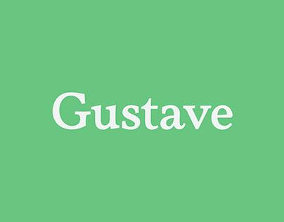Gustave | Type Design