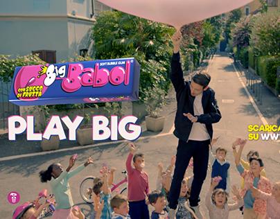 Big Babol & Rovazzi - Play Big - TVC Italy