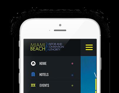 Miami Beach VCA app