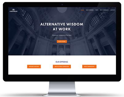 Almanack Investment Partners Website
