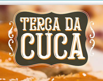 Banner Terça da Cuca Machado