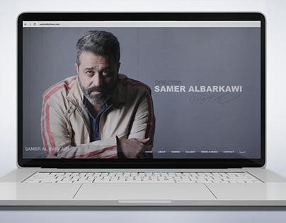 THE OFFICIAL WEBSITE OF DIRECTOR SAMER AL BARKAWI