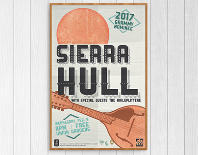 Sierra Hull + The Railsplitters