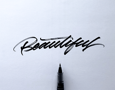 Diverse calligraphy and lettering. Vol. 2